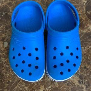 Boy's Crocs good condition.